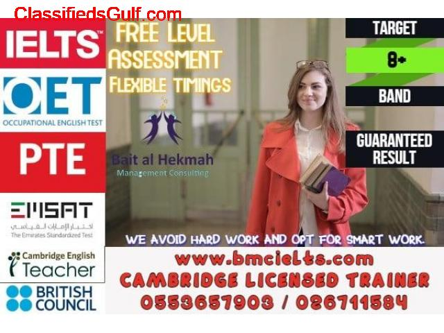 IELTS, OET, PTE, Medical Coding and General English