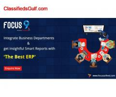 ERP Solutions Middle East | Best ERP Software